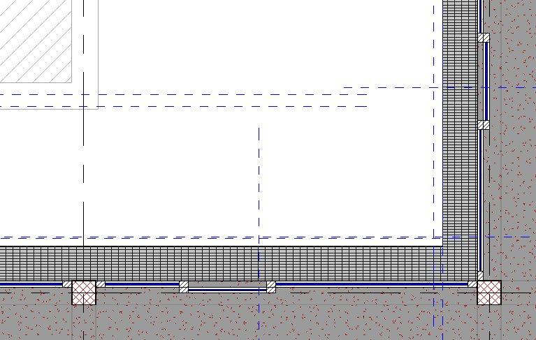 Stato di avanzamento del modello tecniche parametriche - Finestre in pianta ...