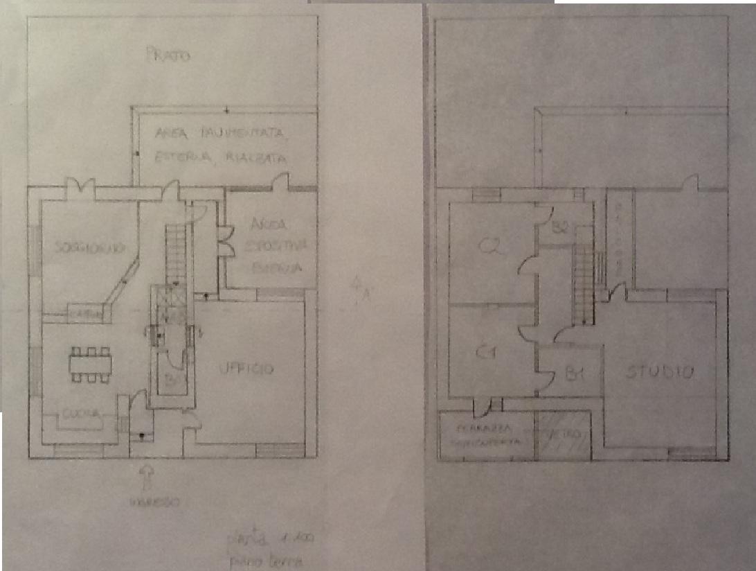 Progetto di lorenzo mancini e alessio maioli laboratorio for Strumento di layout piano terra