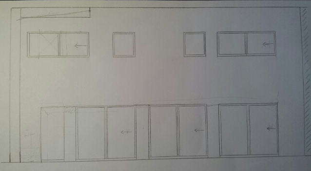 Progetto di maria beatrice mola e roberta folgiero laboratorio di progettazione 1b - Finestre prospetto ...