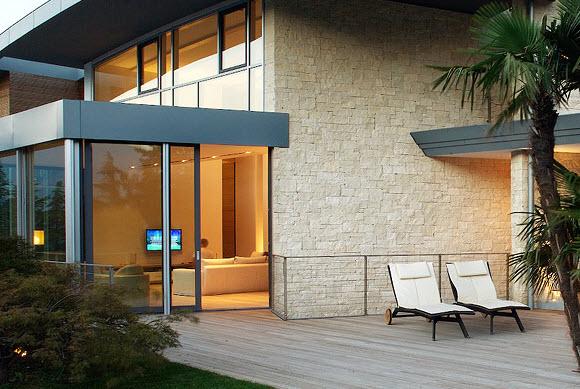 Progetto di michela roefaro e serena mariucci laboratorio di progettazione 1b - Rivestimento esterno casa ...