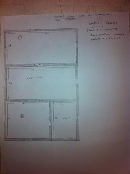 Progetto di pierfrancesco massa e claudio lanni for Strumento di layout piano terra