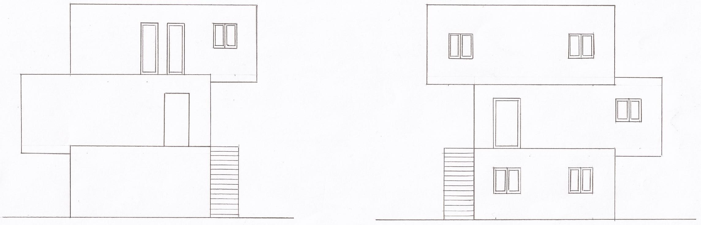 Progetto di alessandro latini e chiara guratti laboratorio di progettazione 1b - Finestre prospetto ...