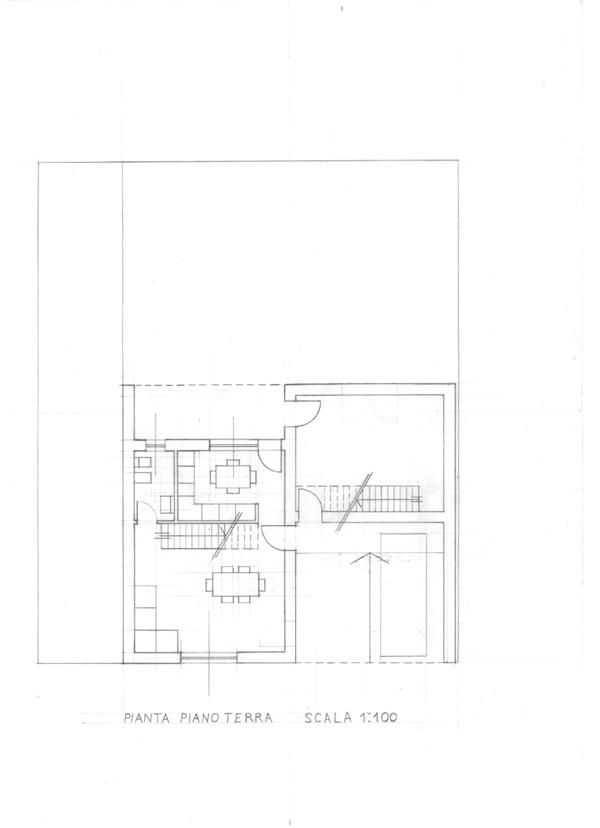 Progetto di lorenzo bagli pennacchiotti e abbandonati for Strumento di layout piano terra