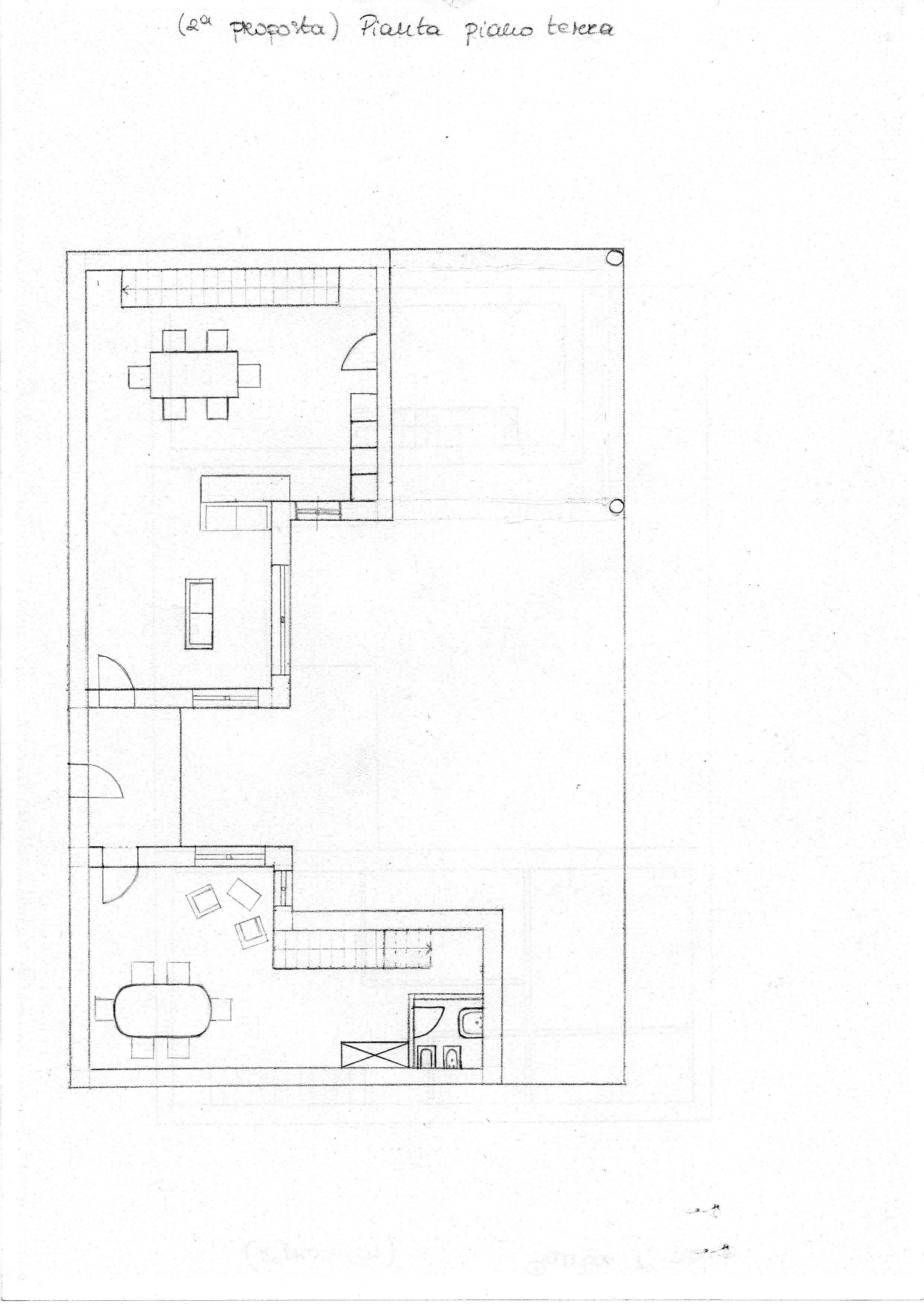 Progetto di valeria vitale e marta monteleone for Piano di layout di progettazione della casa
