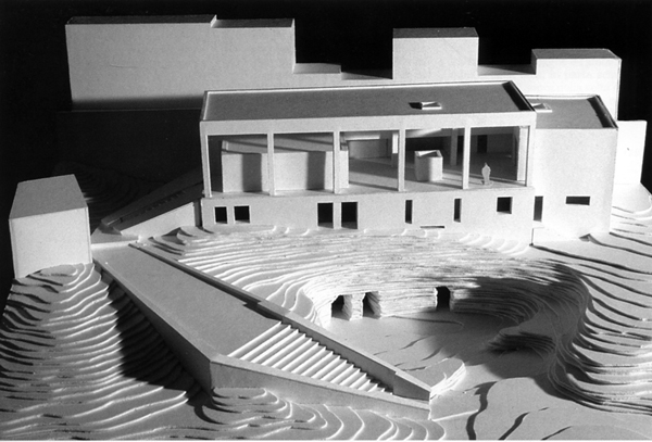 Esempi di plastici laboratorio di progettazione 1b for Modello di casa
