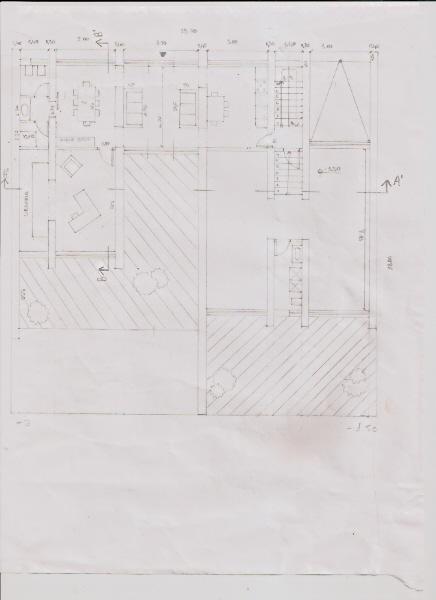 Progetto di marlice imparato e tiziana gabbrielli for Strumento di layout piano terra