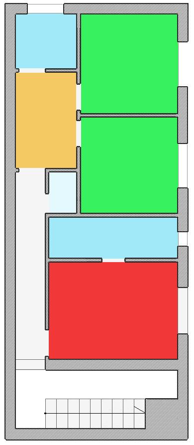 Progetto di lavinia della speranza e roberto dolfini for Strumento di layout piano terra