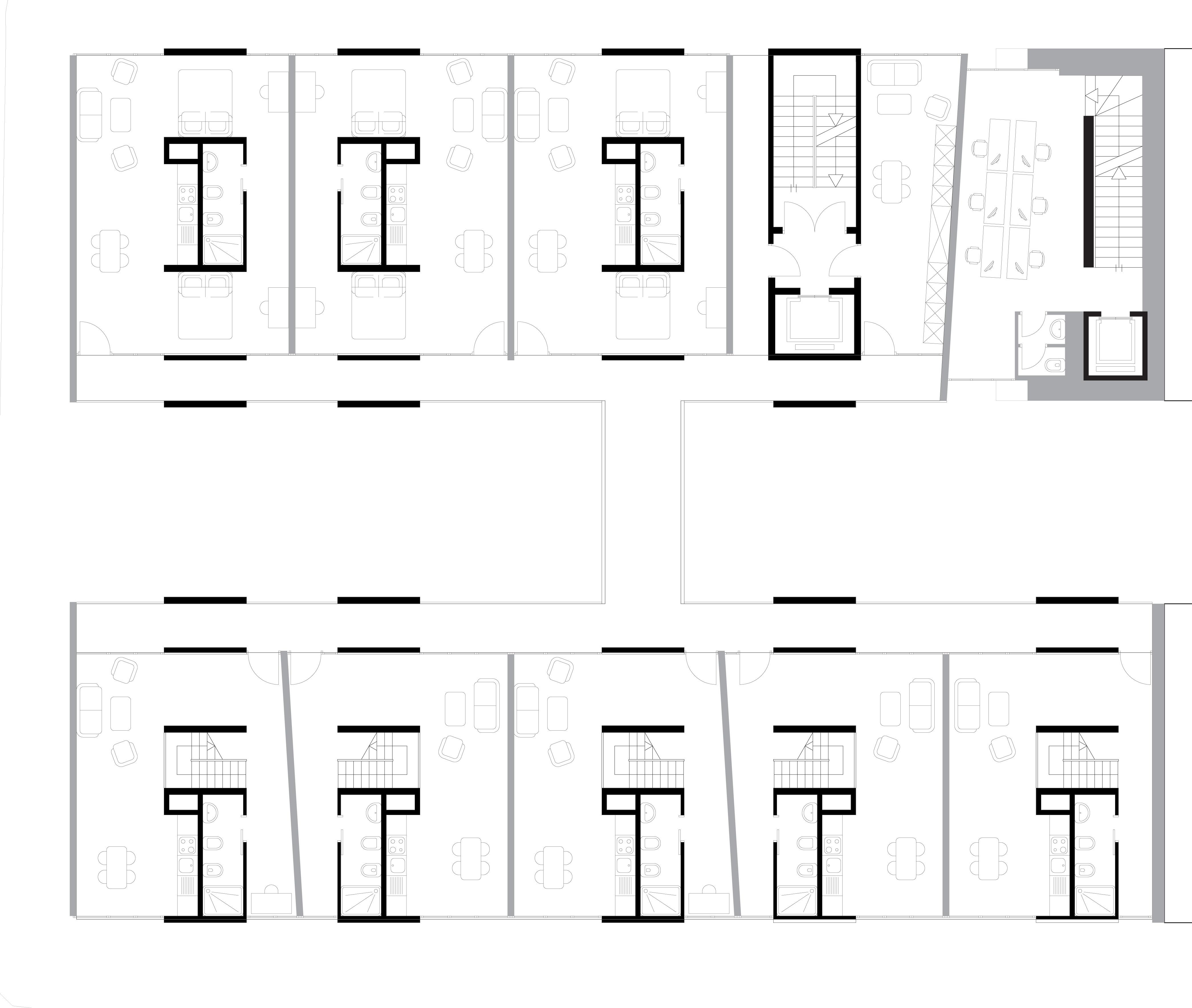 Progetto di ludovica sodomaco eleonora velluto for Piccoli piani casa del sud del cottage