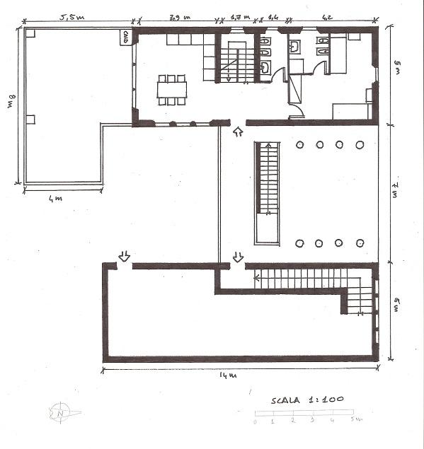 Progetto di daniele oliva e simona mazzei laboratorio di - Scale ad angolo ...
