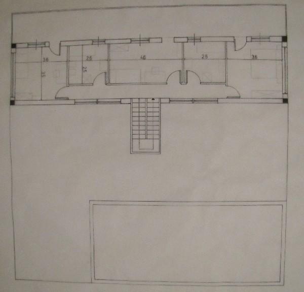 Progetto di federico naddeo e alessandro iucci for Strumento di layout piano terra