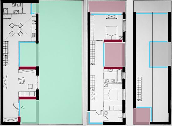 Progetto di camilla falcinelli e teresa giannini for Come progettare una pianta del piano interrato