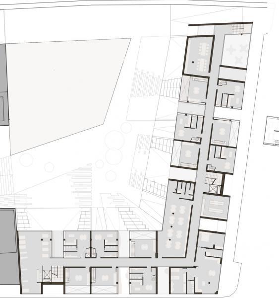 Progetto abate avanzi de franco laboratorio di for Piani di costruzione duplex