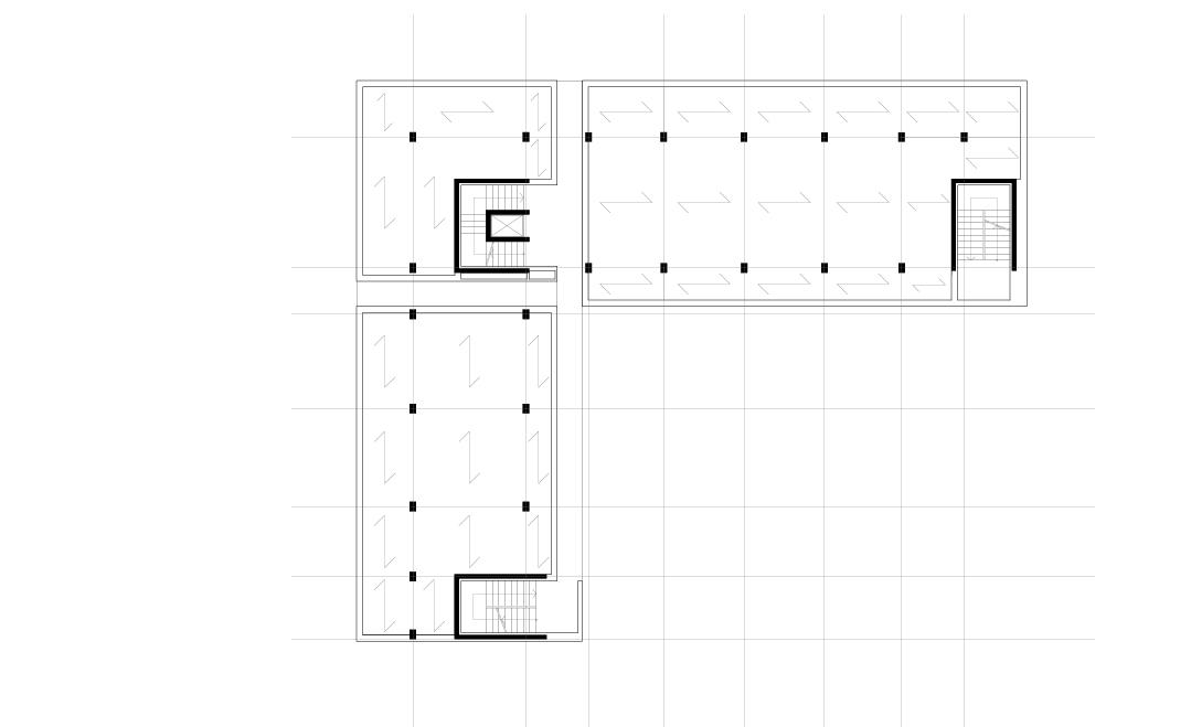 Progetto di luca d 39 albenzio silvia giachetti for Scale in pianta