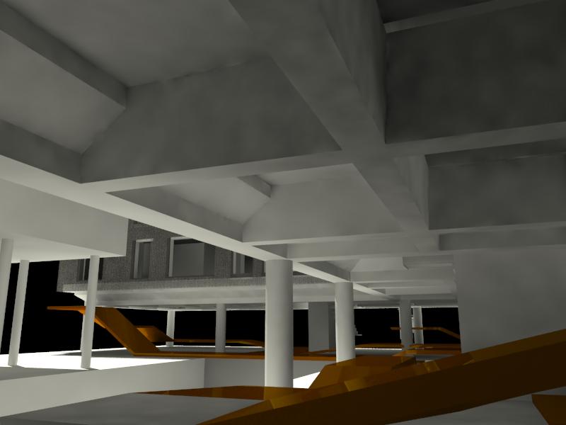 Progetto di stefano d 39 uffizi roberto dolfini laboratorio di progettazione 1b - Finestra a tre aperture ...