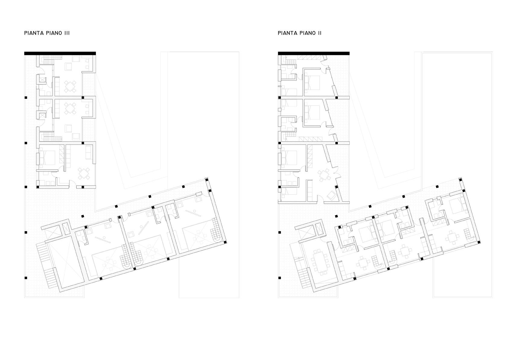 Progetto di giulia di francesco laboratorio di for Laboratorio con alloggi