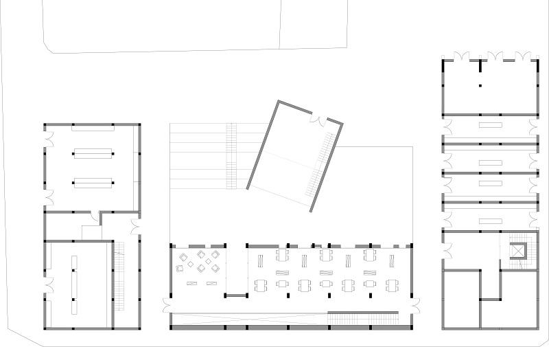 Progetto di colafranceschi gioia ngo dinh for Strumento di layout piano terra