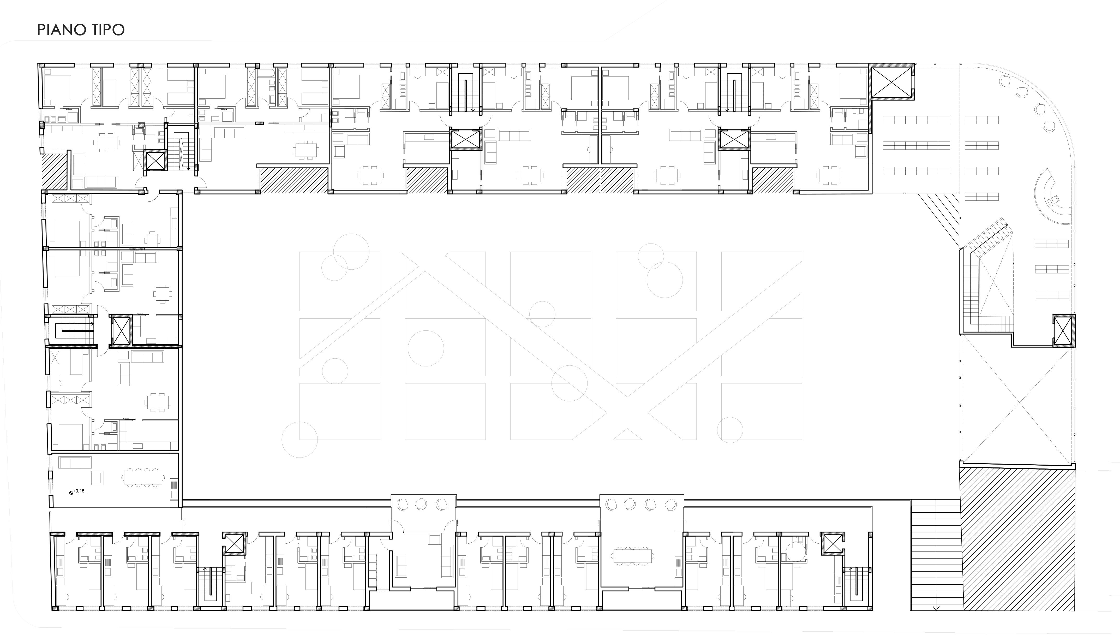 Progetto di de rose di fiore laboratorio di for Piano di progettazione di edifici commerciali
