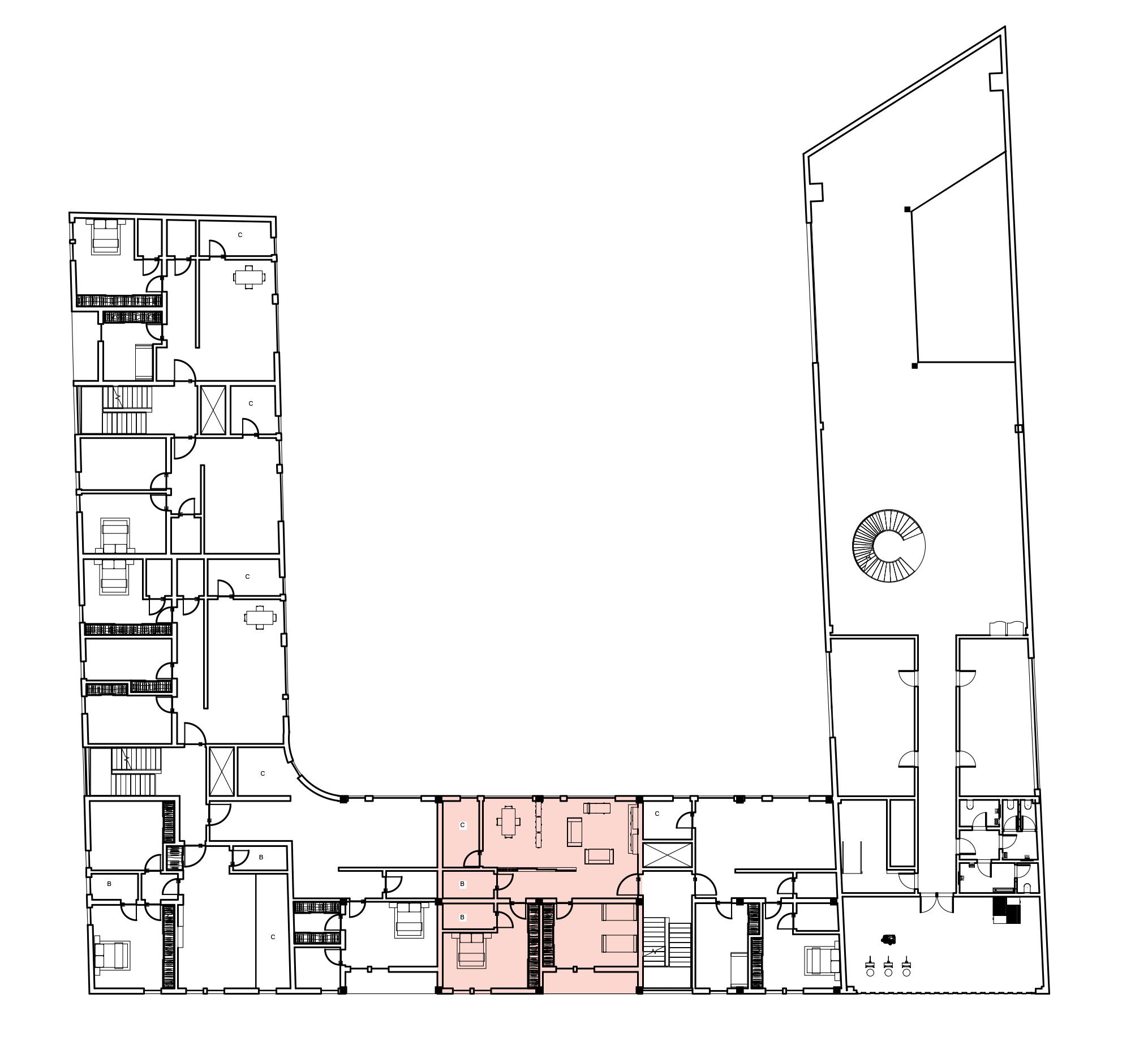Progetto di metin habibi laboratorio di progettazione 1b for Esempio di pianta del piano casa