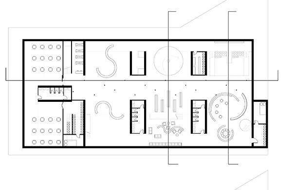 Progetto di becchetti felici eusebio laboratorio di for Progettista del piano interrato
