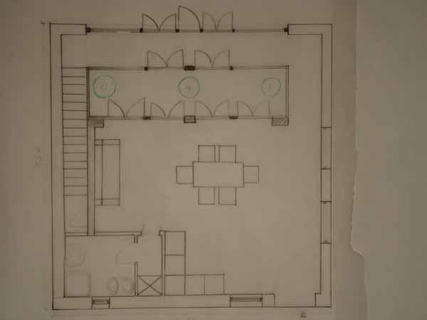 Progetto di adele marika la cava e anna tracagni for Strumento di layout piano terra