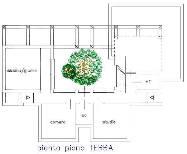 Progetto di valerio minella laboratorio di progettazione 1b - Finestre in pianta ...