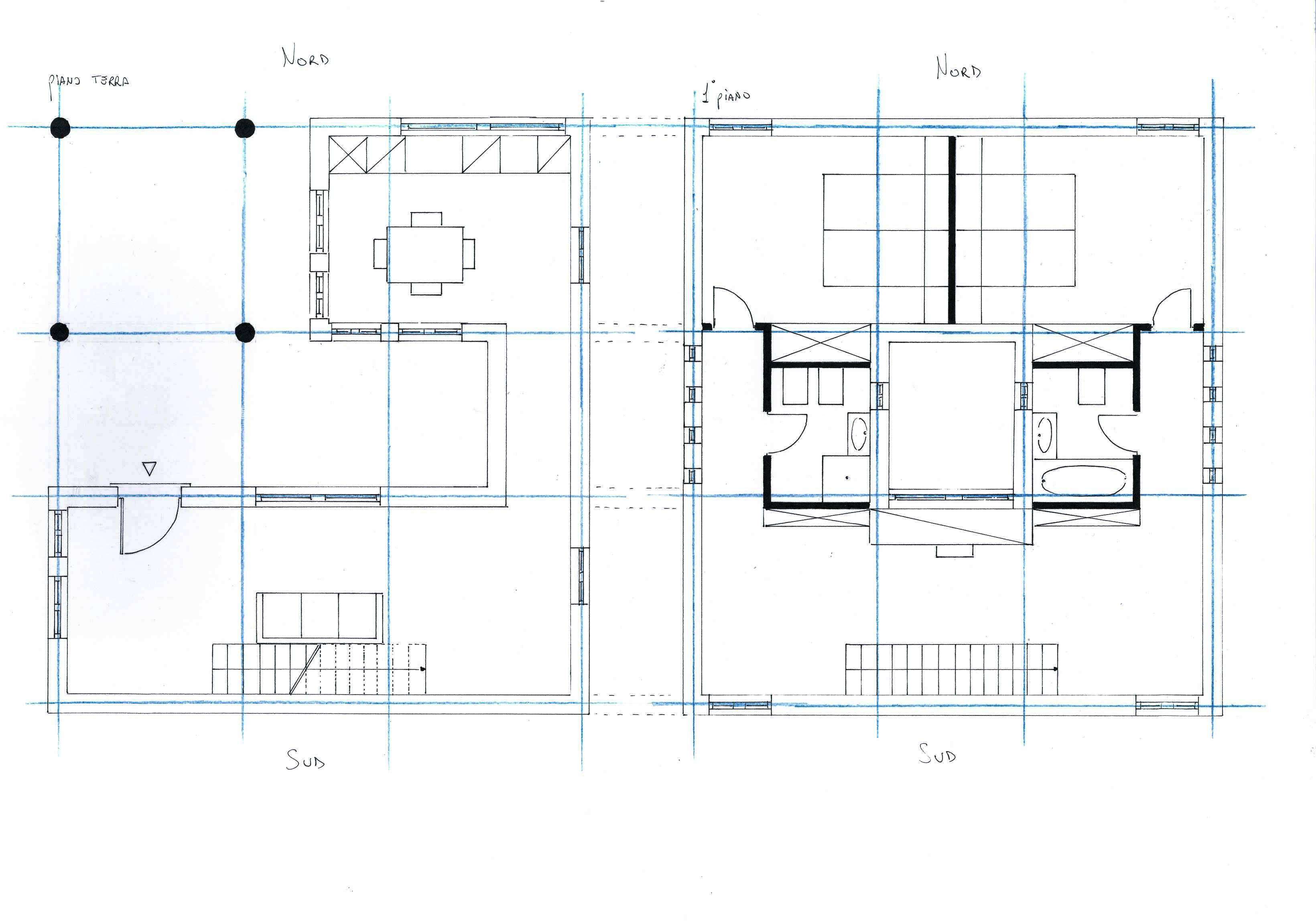 Pianta design orari idea creativa della casa e dell for Piano di layout di progettazione della casa