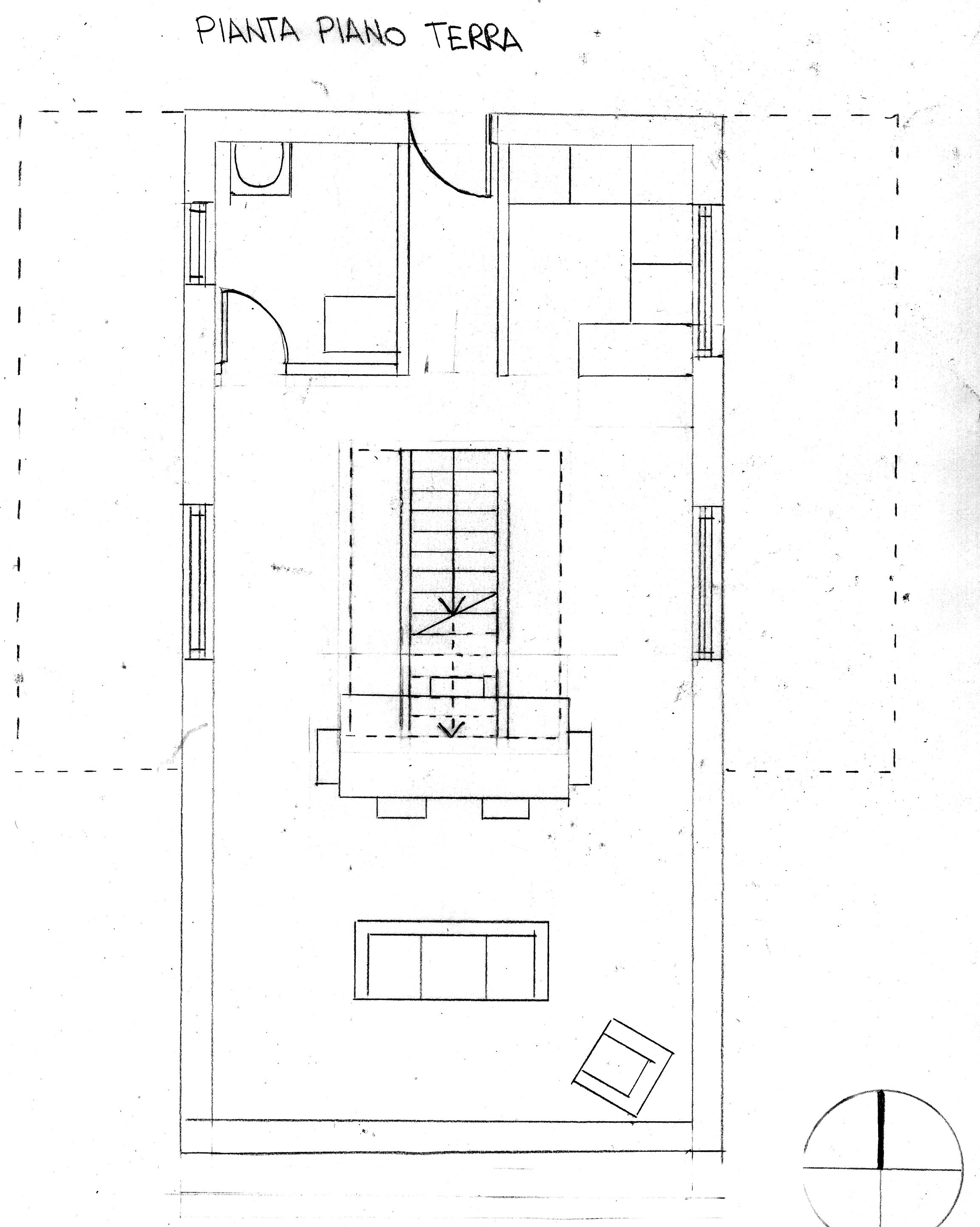 Progetto di julie liberto e elena macciocca laboratorio for Strumento di layout piano terra