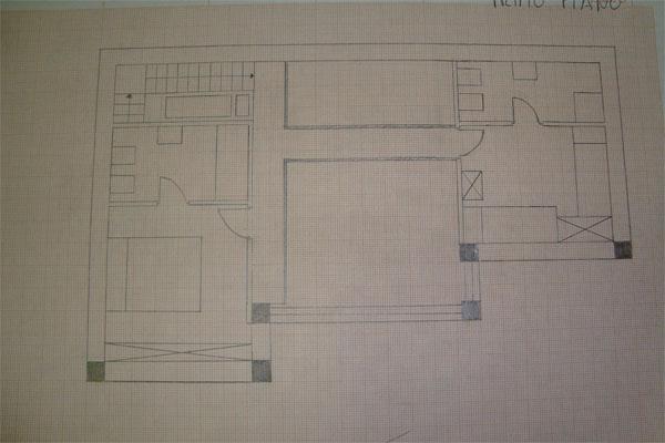 Progetto di daniele matthew giuliani laboratorio di for Come costruire un mazzo del secondo piano