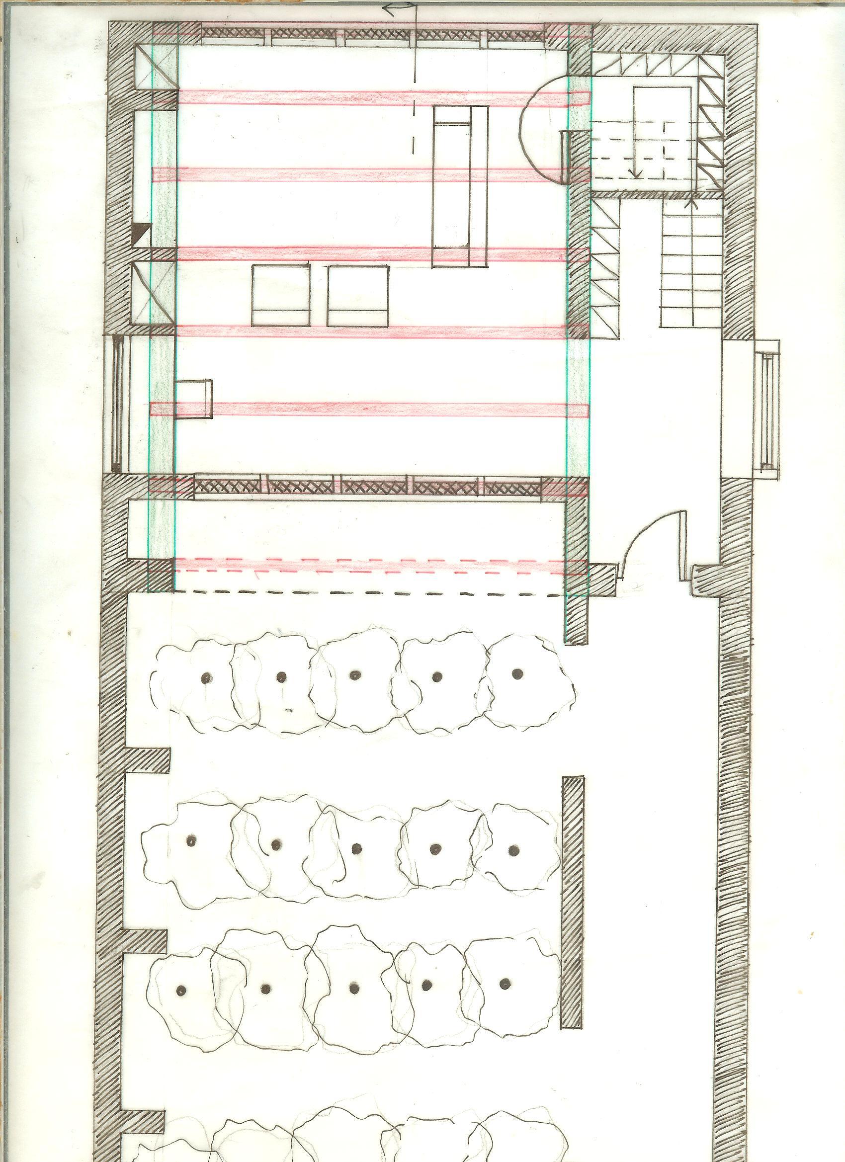 Progetto di marta faienza e sofia franciosini for Strumento di layout piano terra