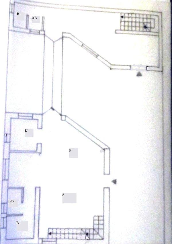 Progetto di stefano macina e filippo marucchi for Strumento di layout piano terra