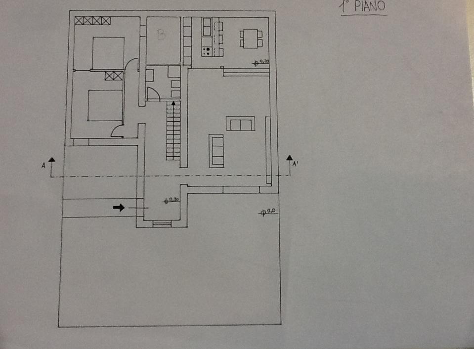 Progetto di claudia martinelli e livia marinelli for Strumento di layout piano terra