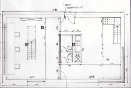 Pin sezione solaio di copertura on pinterest - Dimensionamento scale interne ...