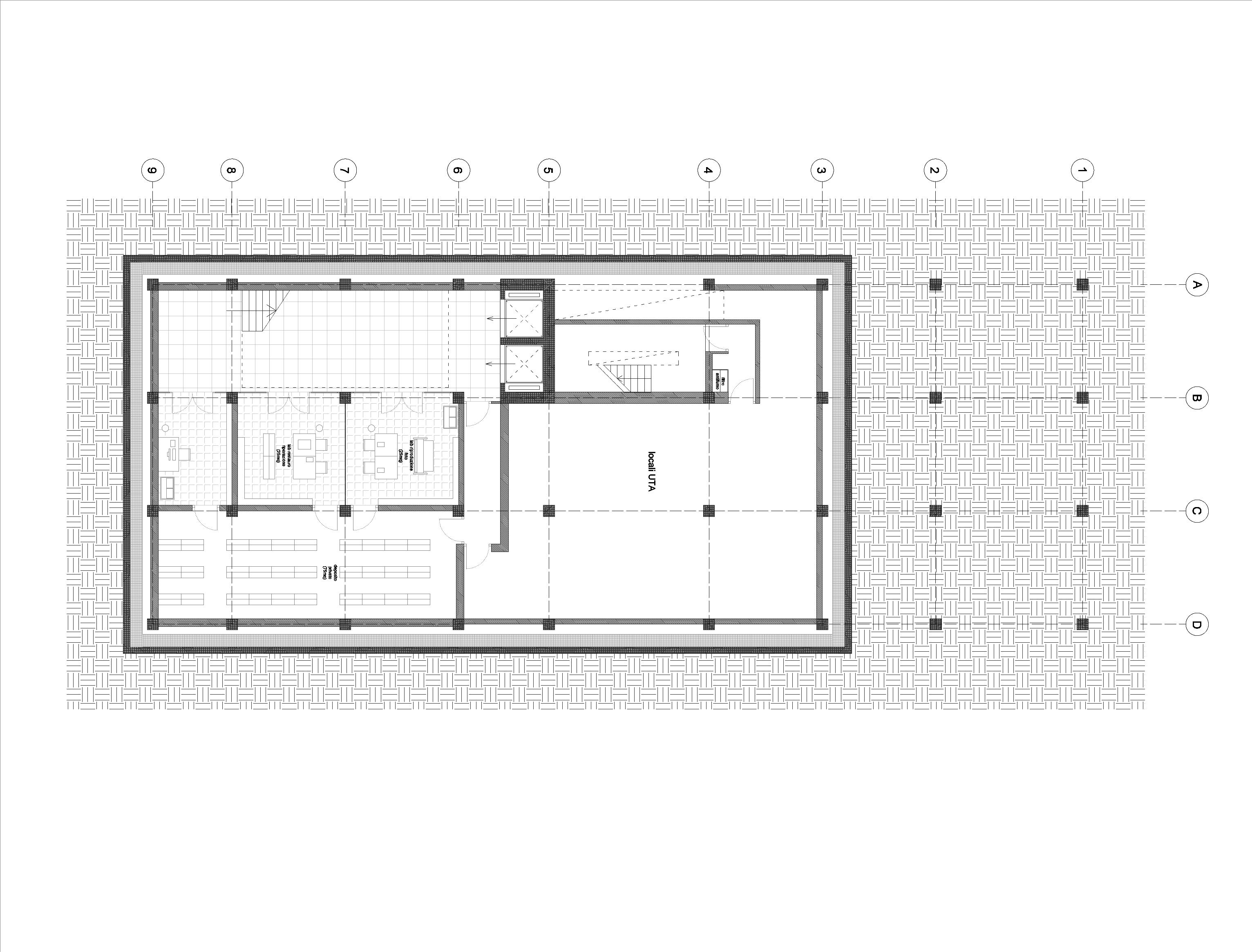 Consegna 02 panasiti ombres laboratori di for Come progettare una pianta del piano interrato