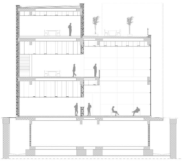 Lab3ma laboratori di progettazione 3m for Porte archweb