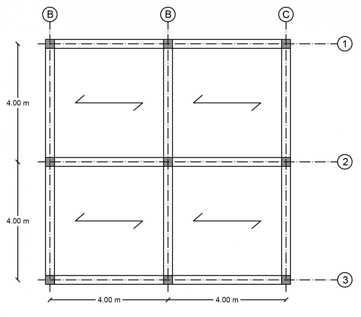 Dimensionamento di un pilastro in ca acciaio e legno for Piani di coperta 20x20